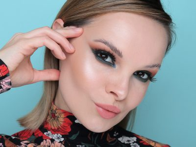 Макияж с палеткой Natasha Denona – Metropolis Eyeshadow Palette