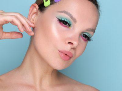 Как сделать макияж с жидкими тенями: фото и видео-урок