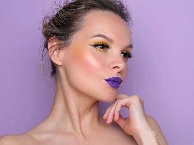 Как сделать макияж в желтых тонах: летний образ