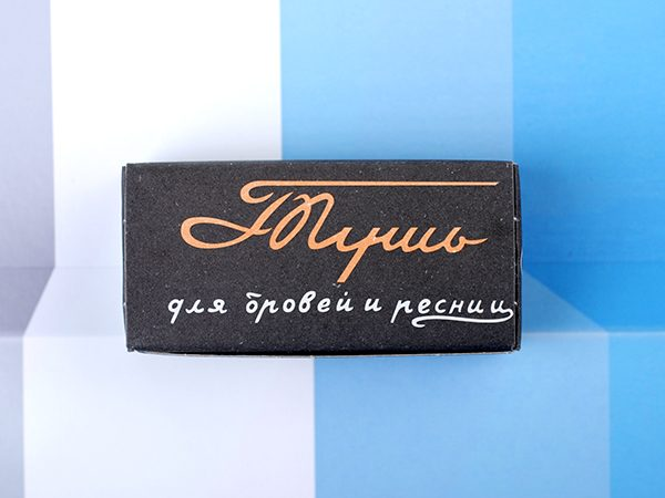Ленинградская тушь для ресниц – отзыв, история появления, состав