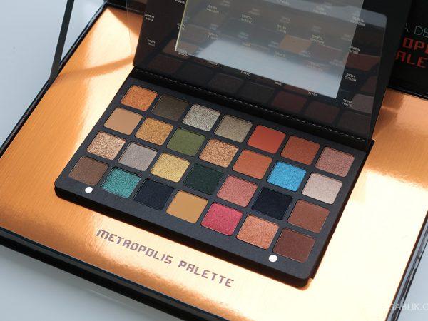 Metropolis Eyeshadow Palette – Natasha Denona: отзывы