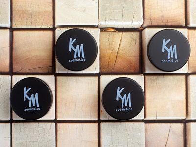 Минеральная косметика KM Cosmetics – отзыв, свотчи, фото