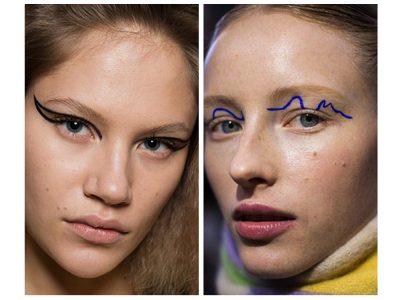 Модные тенденции в макияже глаз 2019-2020: ТОП 10 трендов