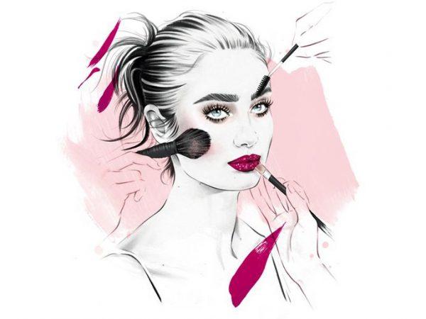 Как нами управляют модные тенденции в макияже