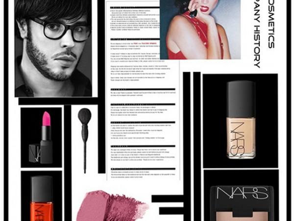 Nars Cosmetics – история косметического бренда
