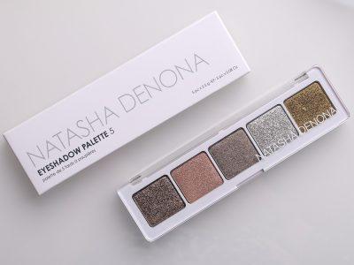 Палетка теней Natasha Denona 5 Eyeshadow Palette 09 – отзыв