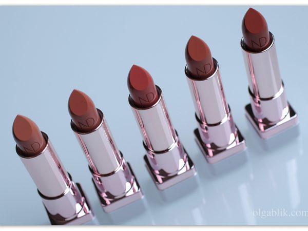 I Need A Nude Lipstick – Natasha Denona: отзывы на губные помады