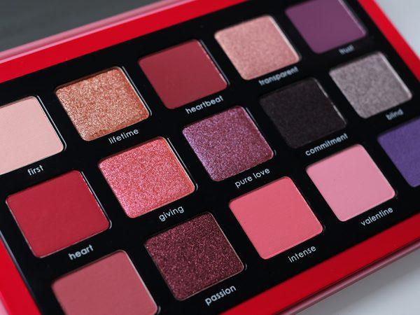 Natasha Denona Love Eyeshadow Palette: отзывы, свотчи, макияж