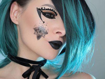 Необычный макияж для фотосессии или как работать над образом