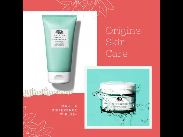 Origins Make A Difference Plus+: отзывы на крем для лица и молочко