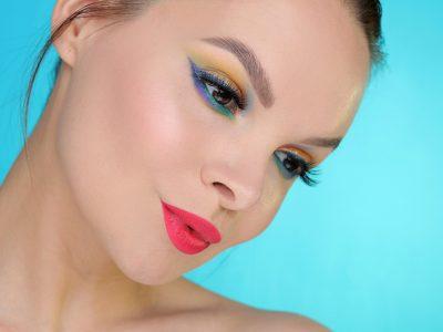 Особенности макияжа летом: образ дня
