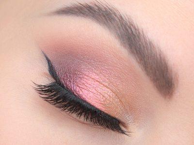 Пошаговый макияж глаз со стрелками