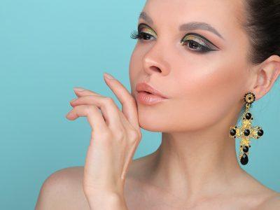 Праздничный макияж: настроение Новый год!