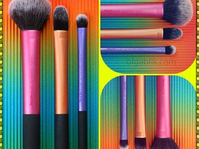 Кисти Real Techniques by Samantha Chapman Travel Essentials Makeup Brush Set: отзывы