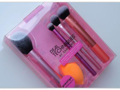 Real Techniques Everyday Essentials Set: отзывы на кисти для макияжа