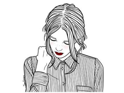 Красная помада: 3 причины, почему вы испытываете неловкость