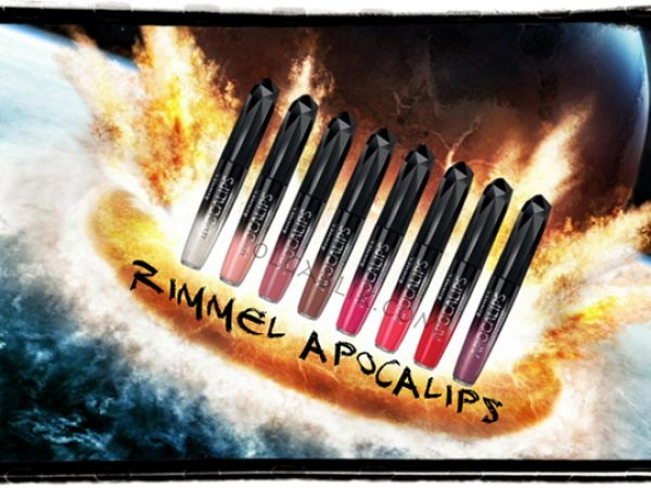 Rimmel Apocalips Lip Lacquer: отзывы, фото, макияж губ
