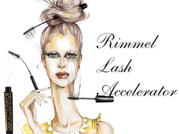 Тушь для ресниц Rimmel Lash Accelerator Mascara – отзывы