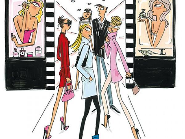 Косметические магазины в Париже – Sephora: что купить