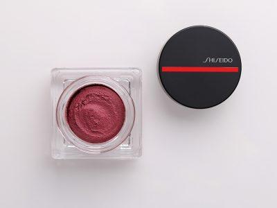 Румяна-вуаль Shiseido Minimalist – отзыв, свотчи, фото