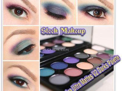 Sleek Makeup i-Divine Ultra Mattes V2 Darks Palette: отзывы