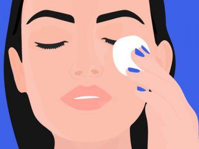 Как правильно снимать макияж: 7 важных этапов!