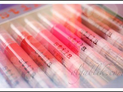 Блеск для губ Stila Cosmetics Lip Glaze: отзывы и фото