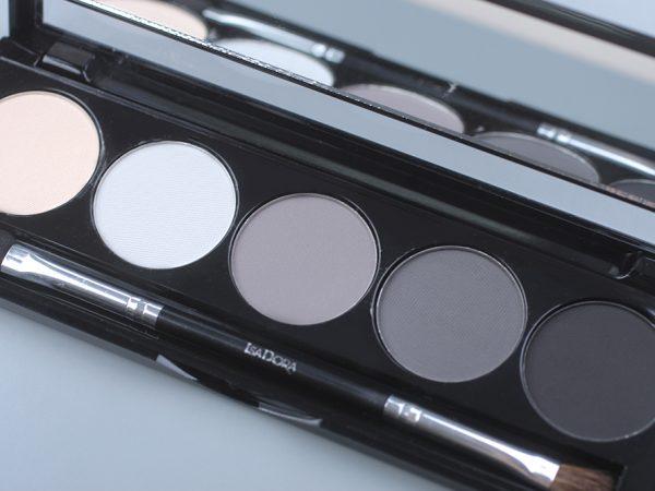 Тени для векIsadora Eye Shadow Palette: бюджетная палетка