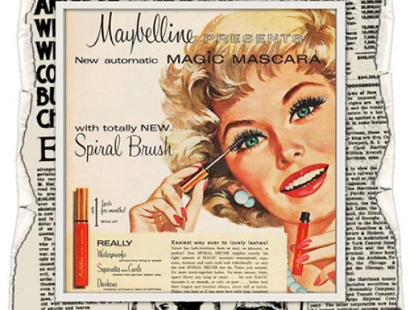 Maybelline. История одной косметической компании.