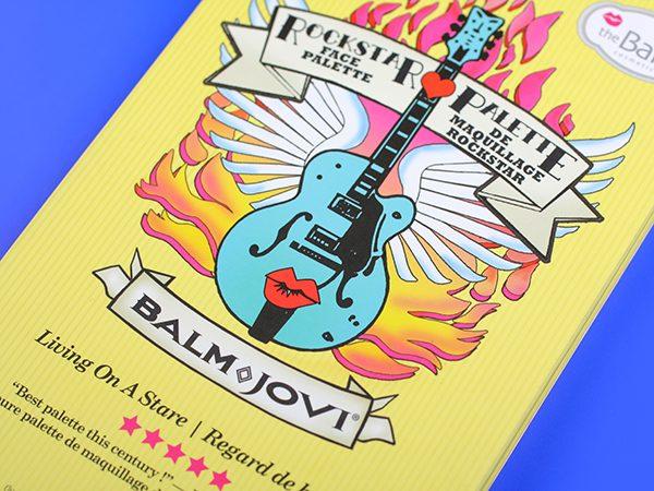 Палетка theBalm Balm Jovi Rockstar Face Palette – отзыв