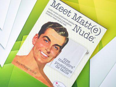 theBalm Meet Matt(e) Nude Eyeshadow Palette – отзыв, фото, макияж
