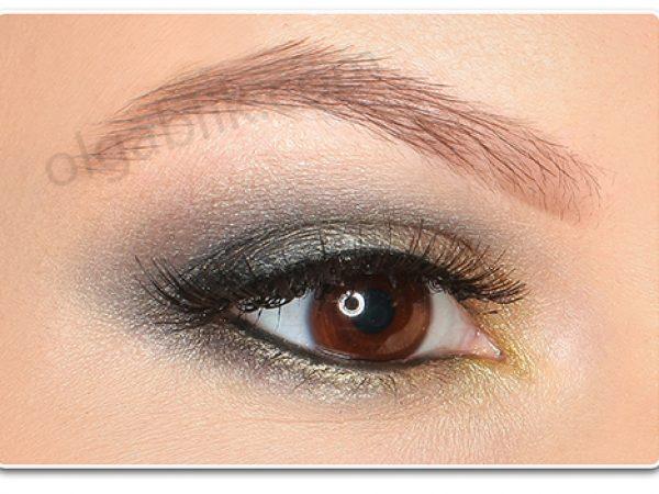 Макияж с палеткой Urban Decay Vice Eyeshadow Palette