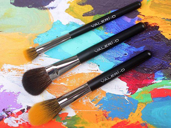 Кисти для макияжа лица Валери-Д: отзыв и фото