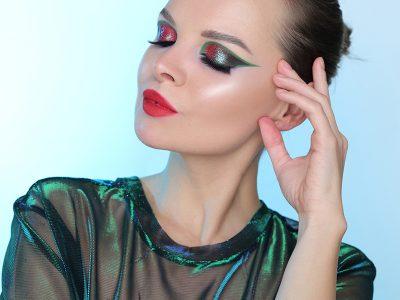Вечерний макияж вышей мечты – фото и описание
