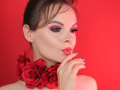 Винный макияж глаз Smoky Eyes: пошаговое фото с инструкцией