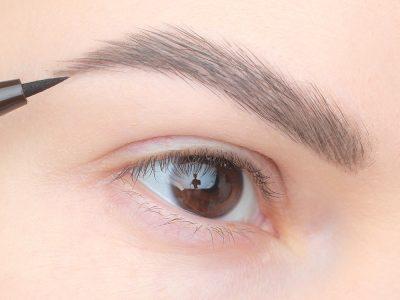 Волчьи брови – пошаговый макияж бровей