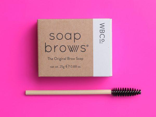 Мыло для бровей West Barn Co – Soap Brows: отзыв и фото